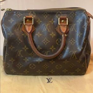 Louis Vuitton Speedy Bag 25 - Vintage